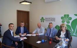 Wsparcie dla Zakładu Komunalnego Sp z o.o. w Jasieniu