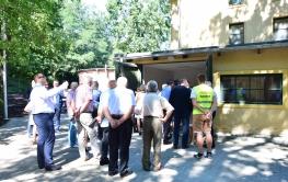 Konferencja na zakończenie projektu POIiŚ w Żaganiu