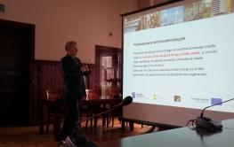 Doradcy energetyczni przeprowadzili szkolenie dla Wspólnot i Spółdzielni Mieszkaniowych z Powiatu strzelecko-drezdeneckiego