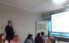Szkolenie dla pracowników Ośrodków Pomocy Społecznej w dniu 18.10.2018 r.