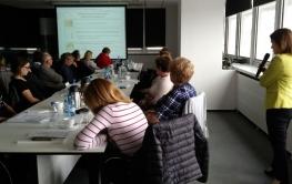 Szkolenie dla pracowników Ośrodków Pomocy Społecznej w dniu 17.05.2018 r.