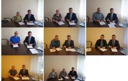 """Pierwsze umowy z """"Eko Mieszkańcami"""" podpisane!"""