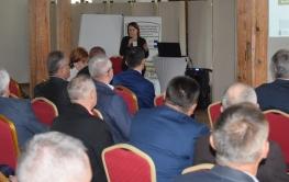 """Konferencja regionalna pn: """"Przez efektywność energetyczną do czystego powietrza""""."""