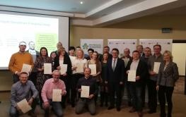 Trzecia edycja szkolenia energetyków gminnych w województwie lubuskim zakończona.