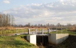 Wiechlice - uruchomienie Małej Elektrowni Wodnej