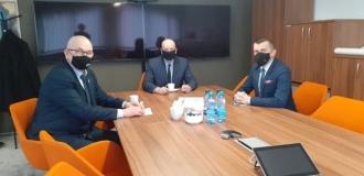 Spotkanie w sprawie gazyfikacji sołectwa Murzynowo
