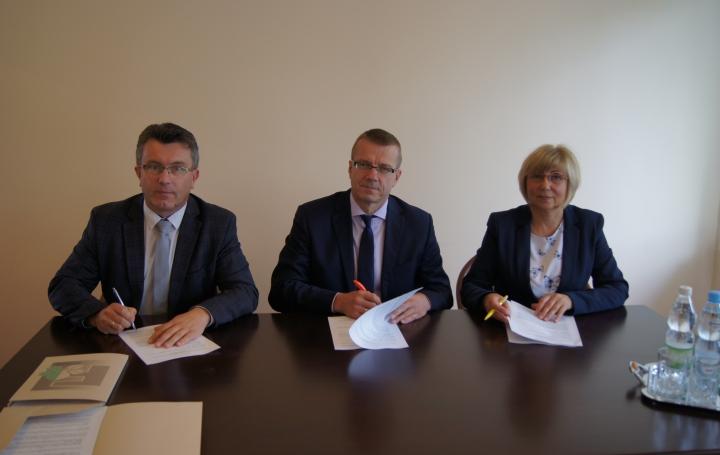 WFOŚiGW wspiera inwestycje wodno-ściekowe w Gozdnicy
