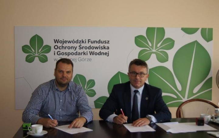 Milion złotych wsparcia trafi do Zakładu Usług Komunalnych Cybinka Sp. z o. o.