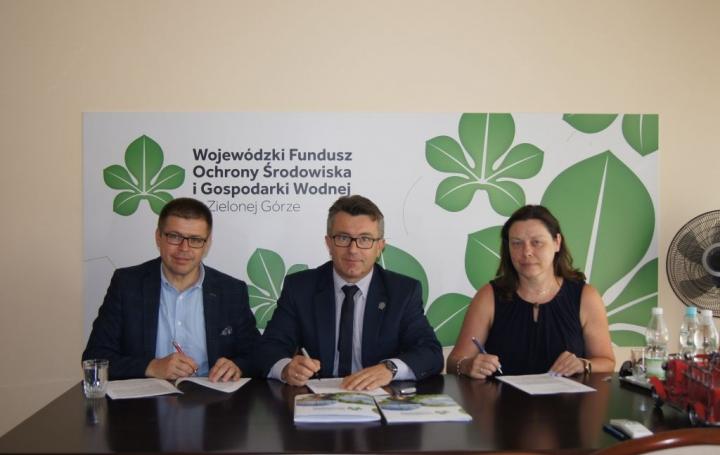 Kolejne pożyczki na uporządkowanie gospodarki wodno-ściekowej w Sulęcinie