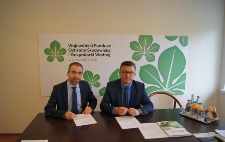 Podpisanie umowy na dofinansowanie dla Inneko Sp. z o.o.