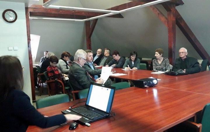 Doradcy energetyczni przeprowadzili szkolenie dla Wspólnot i Spółdzielni Mieszkaniowych z Powiatu sulęcińskiego
