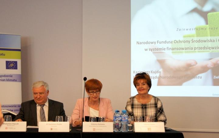 Lepsza jakość powietrza poprzez mniejsze zużycie energii – konferencja doradcza NFOŚiGW